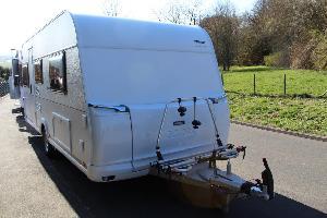 Wohnwagen Hymer Eriba Exciting 471