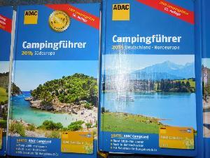 Stell- und Campingplatzführern des ADAC