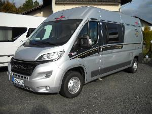 Wohnmobil Malibu Van 600 DB2 Charming
