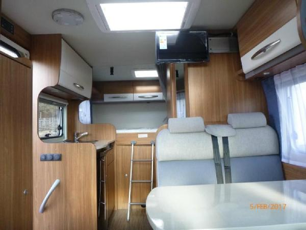 wohnmobil carado t 135 freizeitmobile gerhold. Black Bedroom Furniture Sets. Home Design Ideas