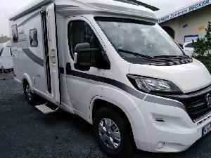 Wohnmobil Hymer Van 374