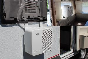Neu! Mobile Klimaanlage Eurom AC 2401!