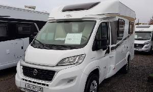 Wohnmobil Carado T 135 Modell 2019