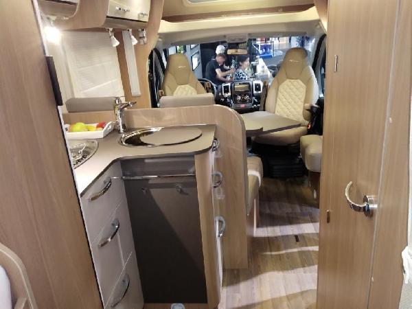 wohnmobil b rstner lyseo td 690 g freizeitmobile gerhold. Black Bedroom Furniture Sets. Home Design Ideas