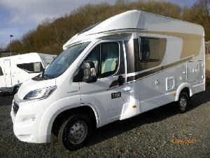 Wohnmobil Carado T 132